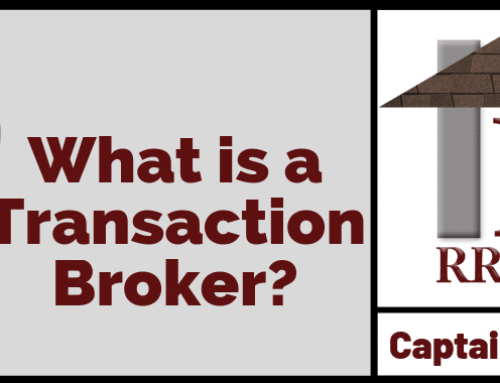 What is a Transaction Broker? – Captain's Corner