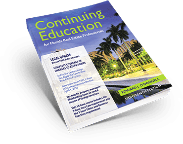 Continuing Education for Florida Real Estate Professionals