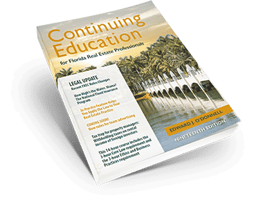 Continuing Education for Real Estate Professionals