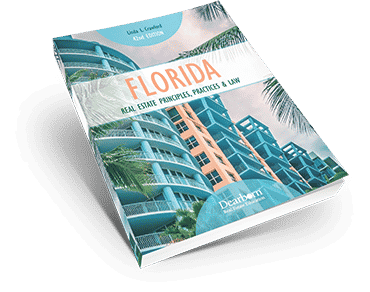 Florida Real Estate Principles, Practice & Law Textbook
