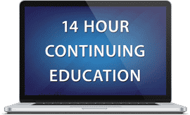14 Hour Continuing Education For Sales Associates and Brokers