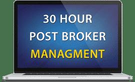 30 Hour Post Broker Management Course