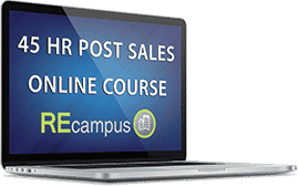 45 Hour Post Sales Online Course