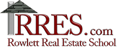 Rowlett Real Estate School Logo