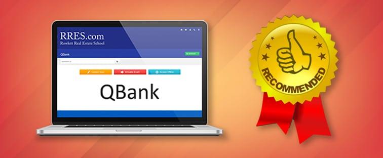 QBank Real Estate Exam Prep