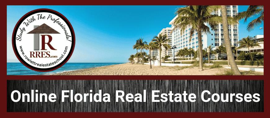 RRES.com Online Florida Real Estate Courses