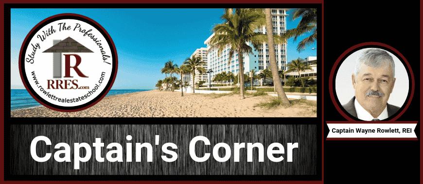 RRES.com Captain's Corner
