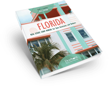 Florida Real Estate Exam Manual for Sales Associates and Brokers 43rd Edition